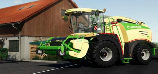 Photo of FS19 – Krone Bigx Serie 1 & 3 V1