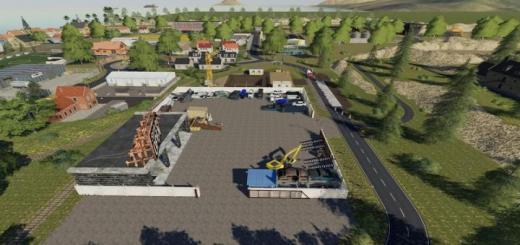 Photo of FS19 – La Digue Mining And Construction Map Edit Beta