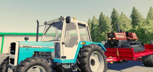 Photo of FS19 – Landini 8550 Tractor V1