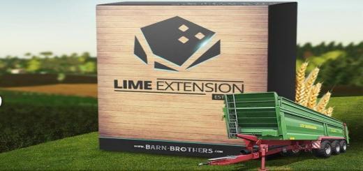 Photo of FS19 – Lime Extension / Kalk Erweiterung V1