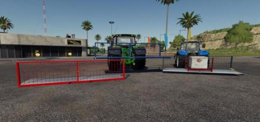 Photo of FS19 – Lizard Carryall V1