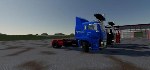 Photo of FS19 – Man Tgs 18.500 Blackimpulse Edition V2