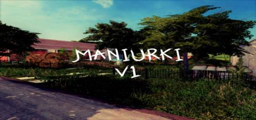 Photo of FS19 – Maniurki Map V1