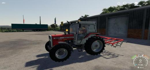 Photo of FS19 – Massey Ferguson 390T V1