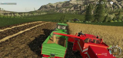 Photo of FS19 – Massey Ferguson 620 V1