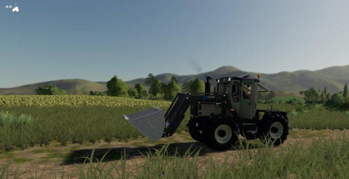 FS19 - Mb Trac 700-900 Gefixt Final