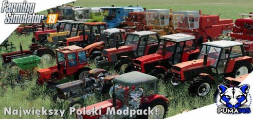 Photo of FS19 – Modpack Of Polish Machines V1