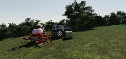 Photo of FS19 – New Holland T6 – 2Wd V1