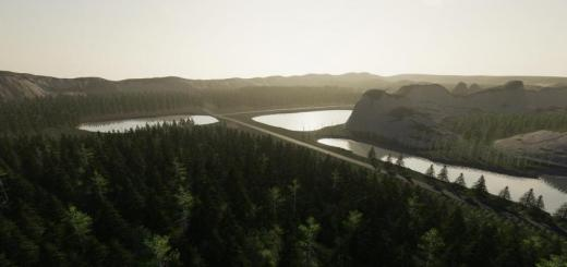 Photo of FS19 – Norskskog – Forestry Map V1
