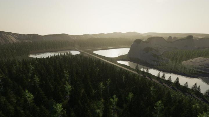 FS19 - Norskskog – Forestry Map V1