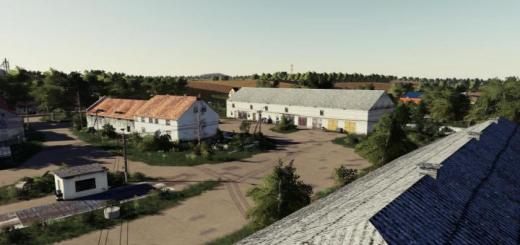 Photo of FS19 – Osina Map V1.0.0.1