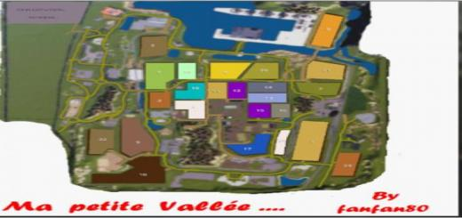 Photo of FS19 – Petite Vallee Map V1
