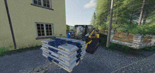 Photo of FS19 – Pioneer Lime And Frertilizer Pallets V1
