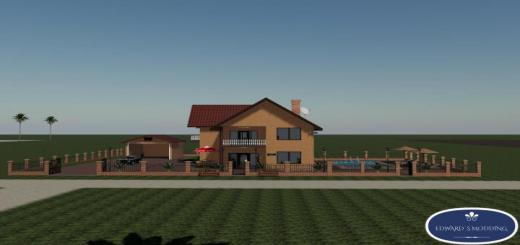 Photo of FS19 – Placeable Farmhouse V1.1