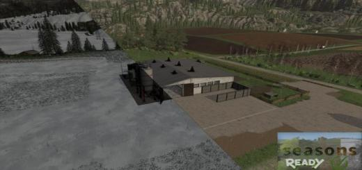 Photo of FS19 – Placeable Pigsty V1.2