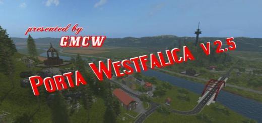 Photo of FS19 – Porta Westfalica Map V2.5