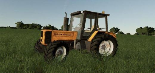 Photo of FS19 – Renault 103.54 V1