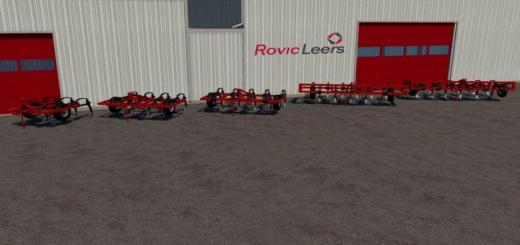Photo of FS19 – Rovic Leers Dlb19 Pack V1