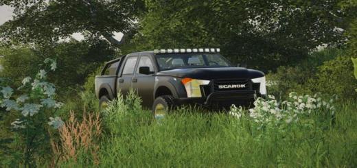 Photo of FS19 – Scarok The Car V1
