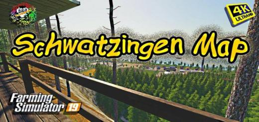 Photo of FS19 – Schwatzingen Map V2