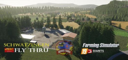 Photo of FS19 – Schwatzingen Singleplayer Map V2