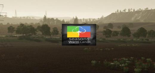 Photo of FS19 – Seasons Geo: Warm Lands V1