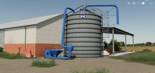 Photo of FS19 – Silos Bin V1