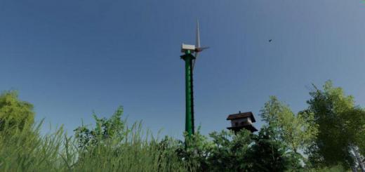 Photo of FS19 – Small Wind Turbine V1