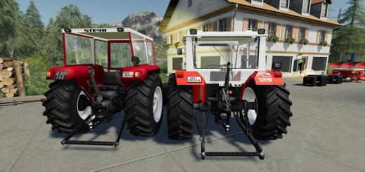 Photo of FS19 – Steyr 760 Plus V1.4