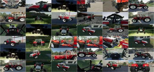 Photo of FS19 – Steyr Modding Team Tractors Pack V1