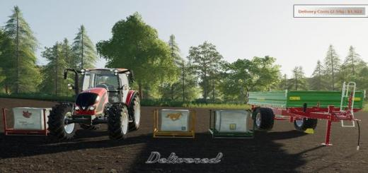 Photo of FS19 – Store Deliveries V1