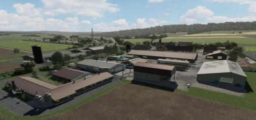 Photo of FS19 – Swiss Future Farm Tanikon Map V1