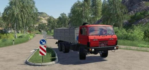 Photo of FS19 – Tatra 815 Agro V1