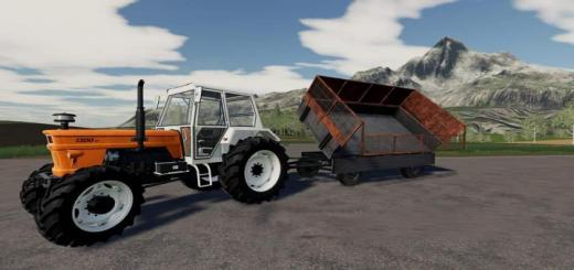 Photo of FS19 – Tcp 4 Trailer V1.0.0.1