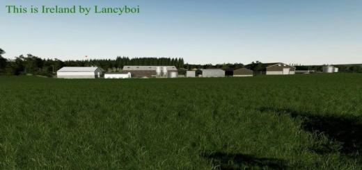 Photo of FS19 – This Is Ireland Map V1