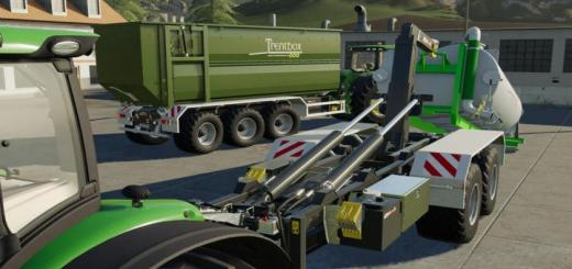 Photo of FS19 – Topliftstaja And Trentsysteme V1