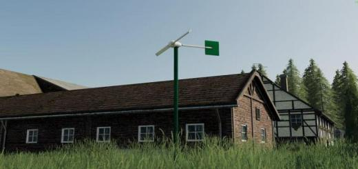 Photo of FS19 – Two-Wing Mini Wind Turbine V1
