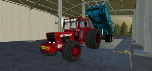 Photo of FS19 – Volvo Bm 700 Tractor V1