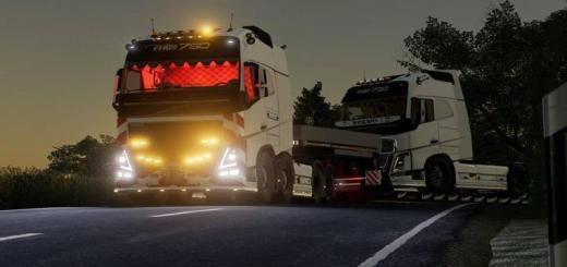Photo of FS19 – Volvo Pack V1