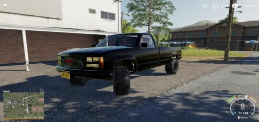 Photo of FS19 – 95 Gmc Pickup V1