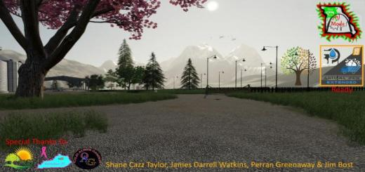 Photo of FS19 – A Jnj Farm With Seasons And Animal Ext V2