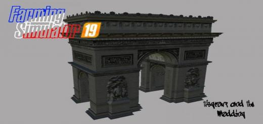 Photo of FS19 – Arc De Triomphe V1