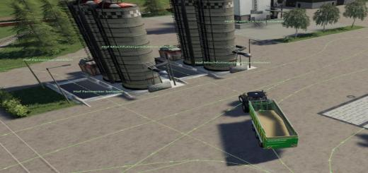Photo of FS19 – Autodrive Courses For Saxonia 2019 V1.1.1