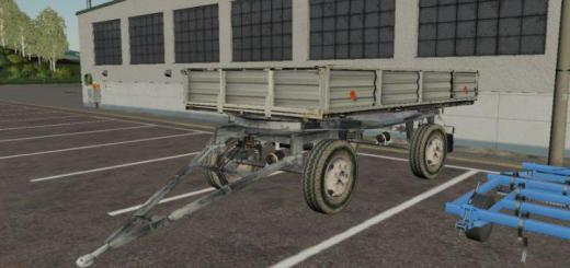 Photo of FS19 – Autosan Trailer V1