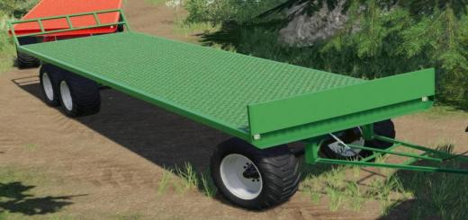 Photo of FS19 – Bale Trailers V1