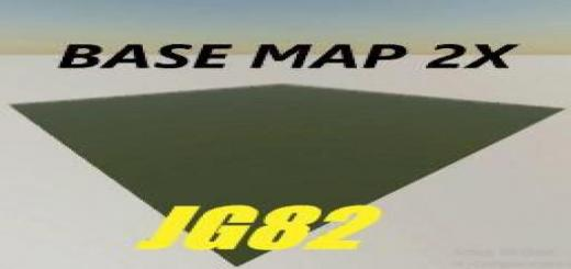 Photo of FS19 – Basemap 2X By Jg82 V1