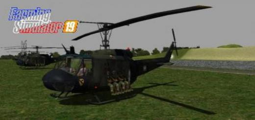 Photo of FS19 – Bell Uh-1 Iroquois V1