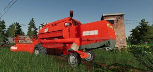 Photo of FS19 – Bizon Gigant Zo83 Harvester V1
