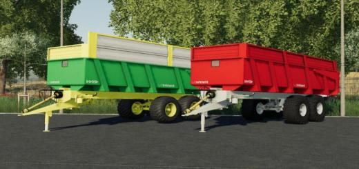 Photo of FS19 – Brimont Bb18B Trailer V1
