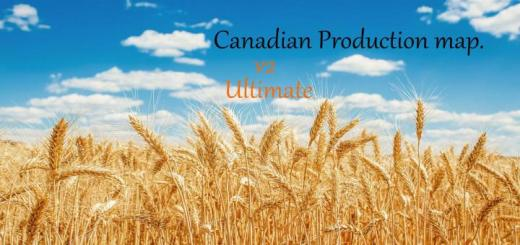 Photo of FS19 – Canadian Production Ultimate V2